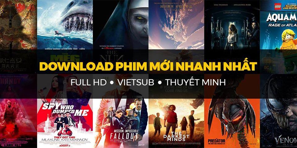 Download phim mới nhất nhanh nhất Full HD Vietsub Thuyết minh - Webtaiphim.com