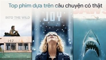 Top 20 phim hay nhất dựa trên câu chuyện có thật hay nhất 2021