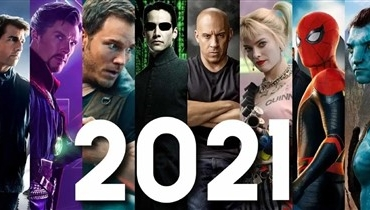 Danh sách phim bóm tấn đáng chờ đợi năm 2021