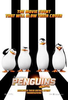 Biệt đội cánh cụt vùng Madagascar