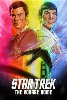 Star Trek 4: Hành Trình Về Nhà