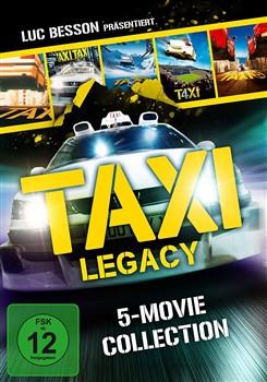 Quái Xế Taxi | Taxi Kiểu Pháp