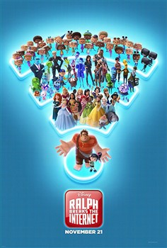 Ralph Đập Phá 2 : Phá đảo thế giới ảo