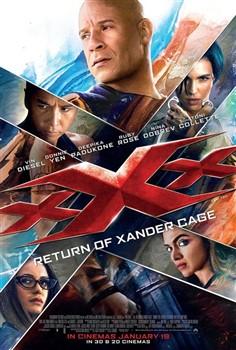 Điệp Viên XXX