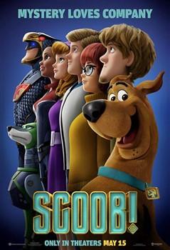 Cuộc Phưu Lưu Của Scooby-Doo