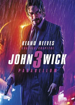 John Wick 3: Chuẩn Bị Chiến Tranh