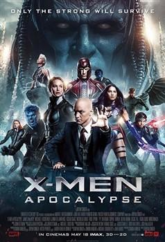 X-Men 6 : Khải Huyền