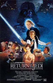 Star Wars 6 :  Sự Trở Lại Của Jedi