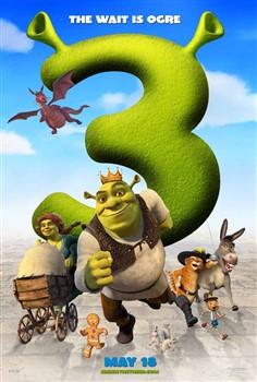 Shrek - Gà Chằn Tinh Tốt Bụng 3