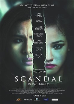 Scandal: Bí Mật Thảm Đỏ