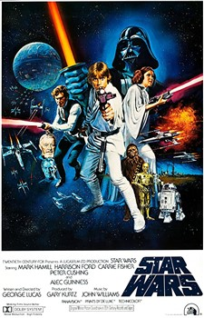 Star Wars 4 :  Niềm Hy Vọng Mới