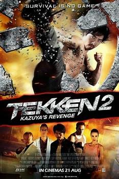 Thiết Quyền 2 : Sự trả thù của Kazuya's Revenge
