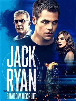 Jack Ryan: Đặc Vụ Bóng Đêm