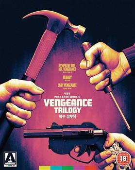 Bộ Ba Báo Thù   The Vengeance Trilogy
