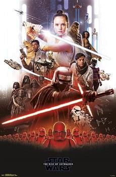 Star Wars 9 :  Skywalker Trỗi Dậy