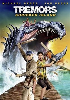 Quái Vật Lòng Đất : Đảo Shrieker