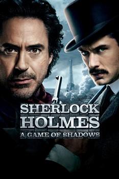 Thám Tử Sherlock Holmes : Trò Chơi Của Bóng Đêm
