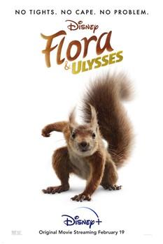 Những Cuộc Phiêu Lưu Của Flora & Ulysses
