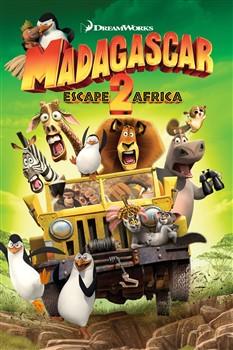 Madagascar 2: Tẩu Thoát Đến Phi Châu