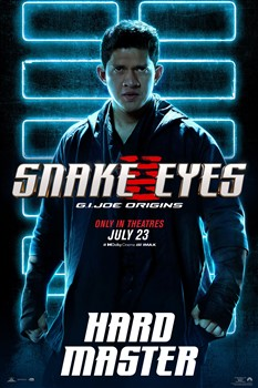 G.I. JOE: Xà Nhãn Báo Thù - Snake Eyes: G.I. Joe O