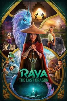 Raya Và Rồng Thần Cuối Cùng - Raya and the Last Dr