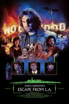 Thoát Khỏi Los Angeles - Escape from L.A 1996