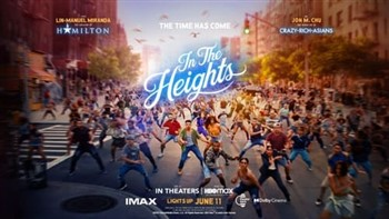 Giấc Mơ New York -  In the Heights 2021